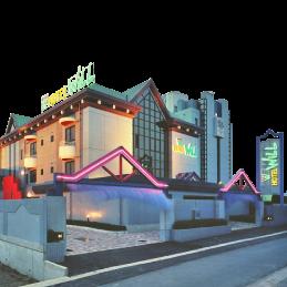 ホテルWILL 可児店
